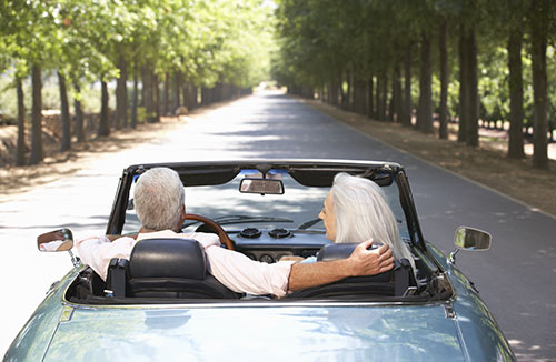 Best cars for older drivers